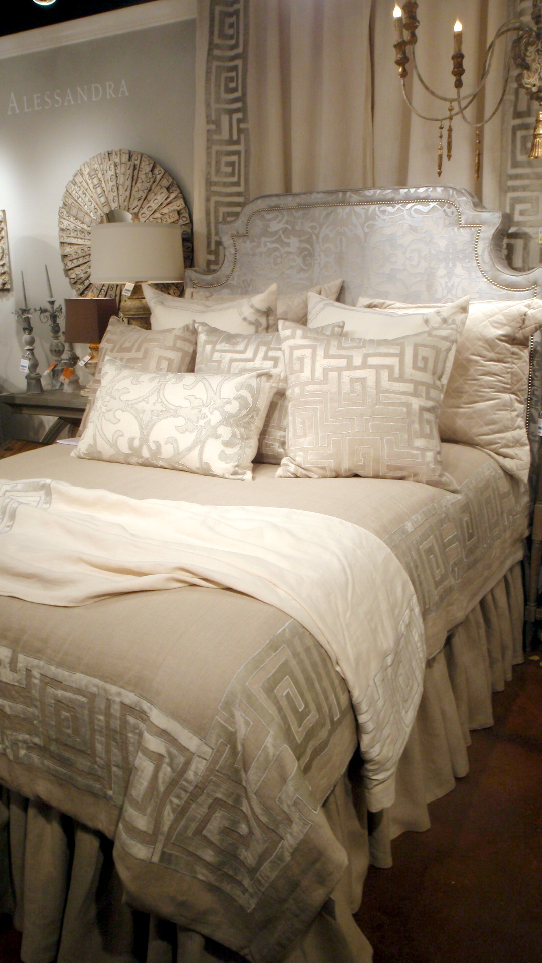Wonderful Gorgeous Bedding By Alessandra