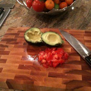 Saladcuttingboard
