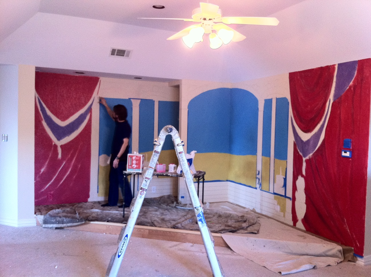 Project Renovation Playroom