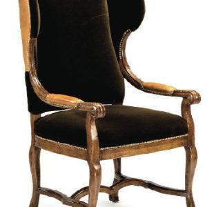 Bridlepath Wing Chair by Ferguson Copeland