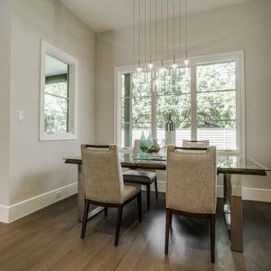 Dining Room by Kay Lewis, IBB Designer