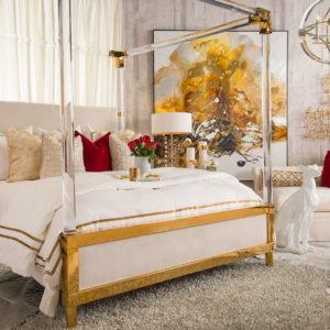 Master Bedroom by Kay Lewis, IBB Designer