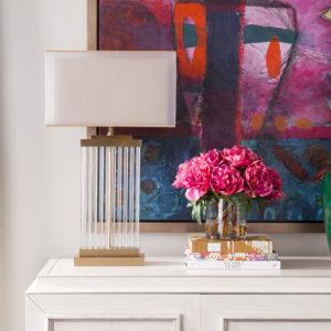 Dining Room Design by Lauren Macnak, IBB Designer