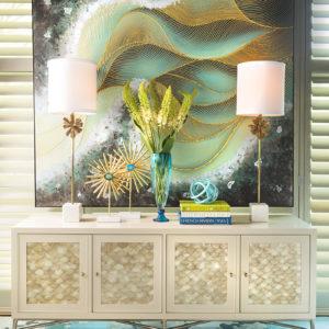 Living Room by Kay Lewis, IBB Designer
