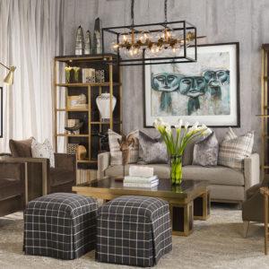 Living Room Design by Jory Gattis Dickinson, IBB Designer