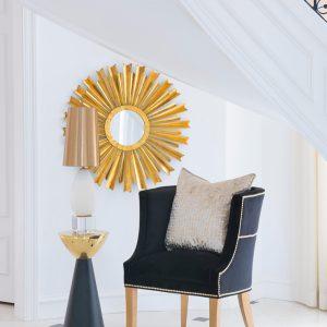 Stairwell Design by Kay Lewis, IBB Designer