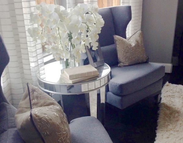 Take A Sneak K Of The Model Furniture Below