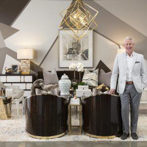 Interior design by Michael Reese, IBB Designer
