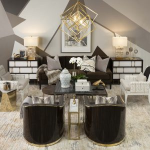 Interior design by Michael Reese, IBB Designer