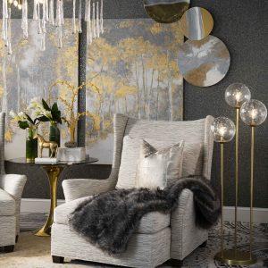 Interior design by Kay Lewis, IBB Designer