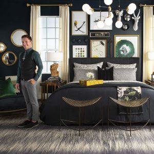 Interior design by Blake Dodson Franklin, IBB Designer