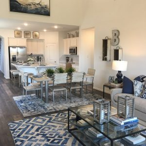 Model Home Sale - Balmoral Subdivison - Family Dining Room
