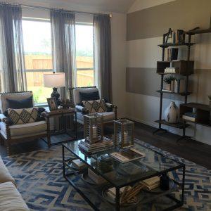 Model Home Sale - Balmoral Subdivison - Family Living Room