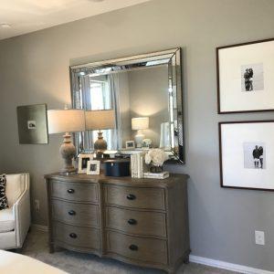 Model Home Sale - Balmoral Subdivison - Master Bedroom