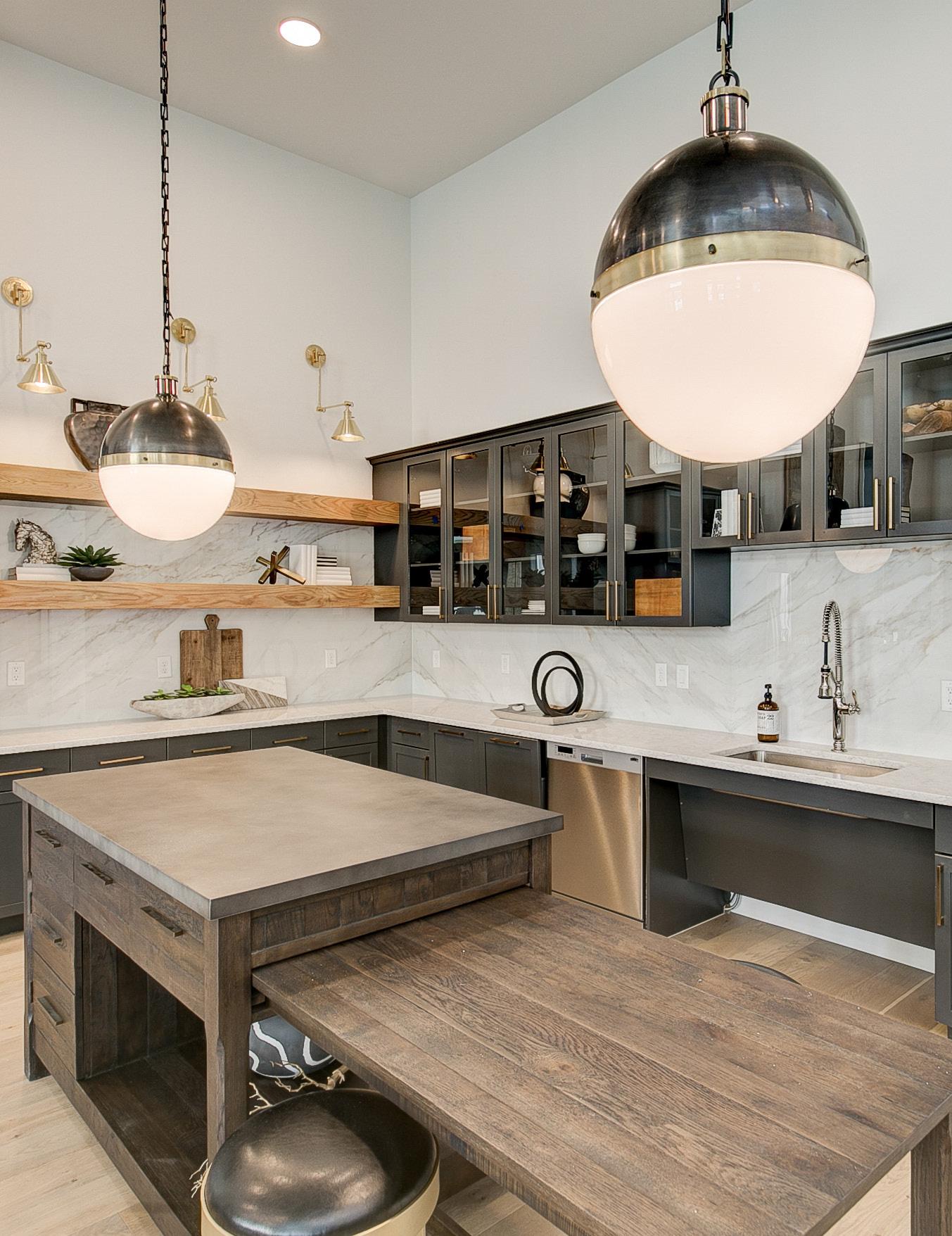 Kitchen Design by Shannon Gidney, IBB Designer