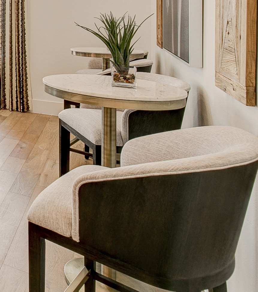 Clubhouse Design by Shannon Gidney, IBB Designer