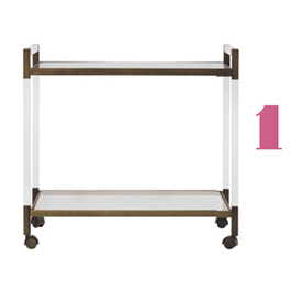 IBB Top 6 Bar Carts We Love!
