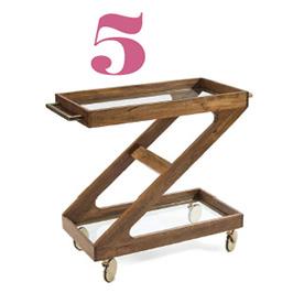IBB Top 6 Bar Carts We Love!