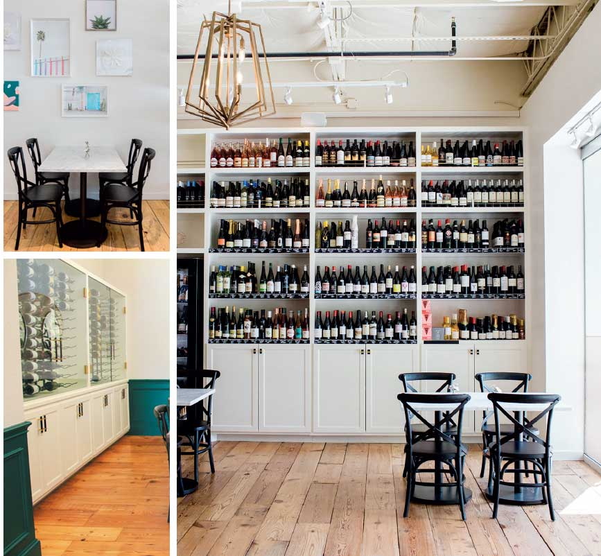 Wine & Dine Restaurant Design